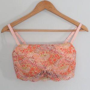 Victoria Secret Dream Angels lace bra size 34DD